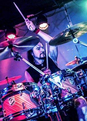 Drummer Vince