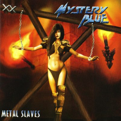 Metal Slaves (IT) CD cover