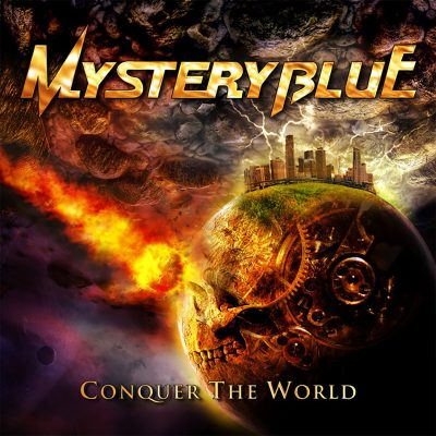 Conquer the World CD cover