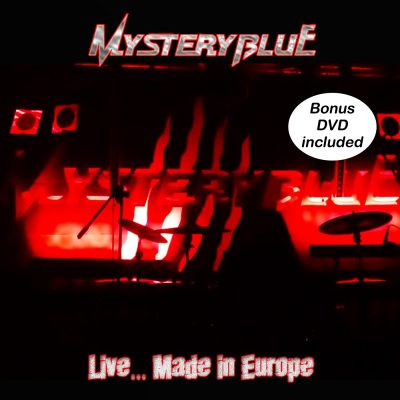 Live made in Europe CD cover